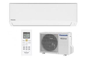 Panasonic Compact KIT TZ20 TKE1 inverteres mono split klíma I 2,5 kW