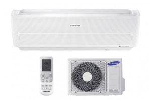 Samsung WindFree Standard AR12RXWXCWKNEU inverteres oldalfali split klíma I 3,5 kW