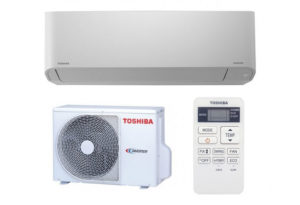 Toshiba Mirai Classic RAS10bkvg inverteres split klíma I 2,5 kW