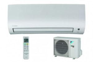 Daikin Comfora FTXP35L Inverteres Oldalfali Split klíma I 3,5 kW