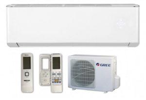 Gree Amber GWH12YC Inverteres Oldalfali Split klíma I 3,5 kW