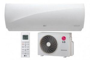 LG Athena H09AL Inverteres Oldalfali Split klíma I 2,5 kW
