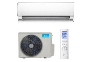 Midea Utlimate Comfort MT-12N8D6-SP inverteres split klíma I 3,5 kW