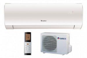 Gree Comfort X GWH09ACC Inverteres Oldalfali Split klíma I 2,5 kW
