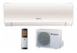 Gree Comfort X GWH24ACC Inverteres Oldalfali Split klíma I 7,2 kW