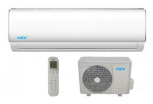MDV RAG-035B-SP Inverteres Oldalfali Split klíma I 3,5 kW