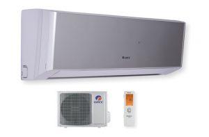 Gree Amber Grey GWH09YC Inverteres Oldalfali Split klíma I 2,5 kW
