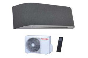 Toshiba HAORI RAS-B10N4KVRG-E inverteres oldalfali split klíma I 2,5 kW