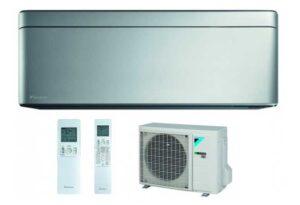 Daikin Stylish FTXA20BS Inverteres Oldalfali Split klíma I 2,0 kW